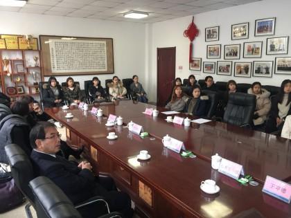 2018年3月 錦州医科大学へ訪問