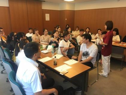 0726橋本市民病院見学交流会2