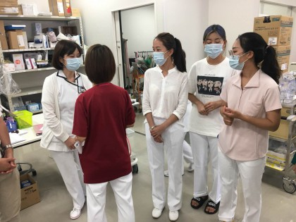 0726橋本市民病院見学1