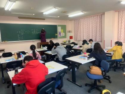 2019年11月 看護師国家試験対策の勉強会